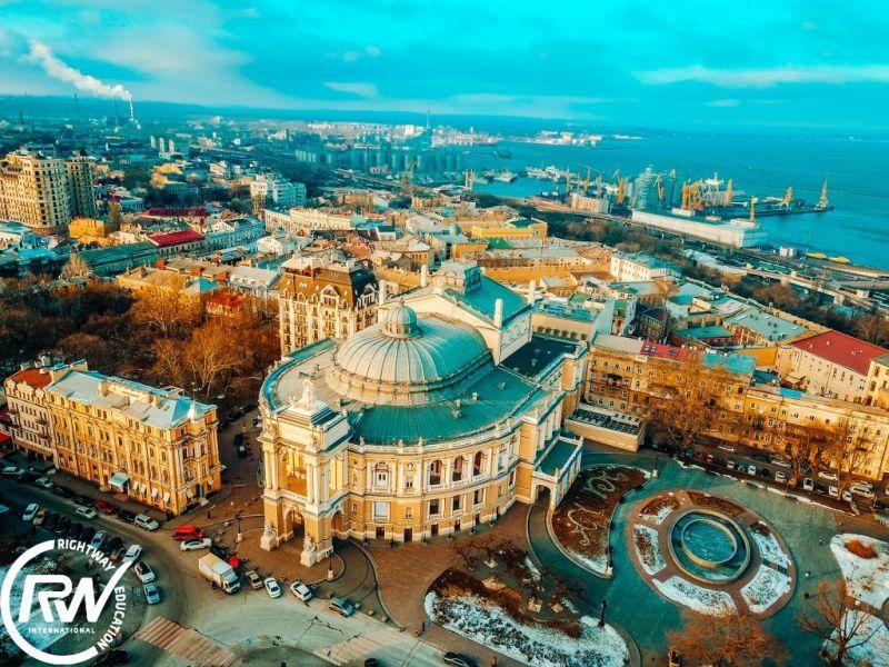 Odessa/ Ukrayna