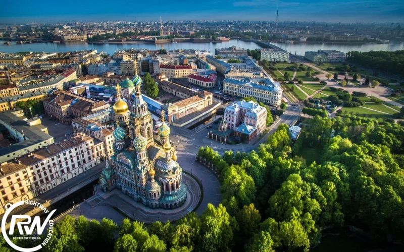 St. Petersburg/ Rusya