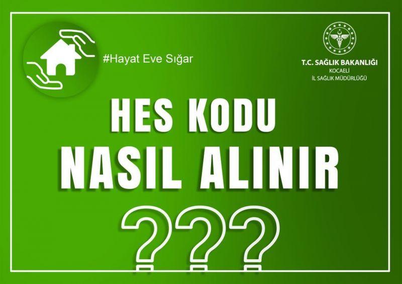 Türkiye'de HES kodu nedir? Nasıl alınır?